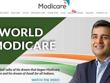 Mail Marketing for Modicare