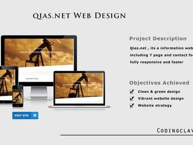 Pipe Line Agency website (http://qias.net/)