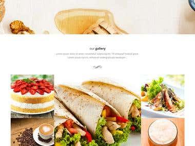 restaurant food website