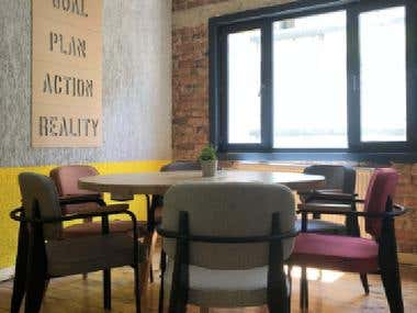 CO-WORKING OFFICE PROJECT