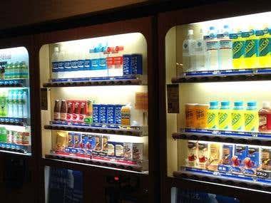 Wordpress Theme Ecommerce Vending Machine Demo