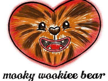 wookie cutie