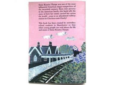 Sister Rosetta Tharpe and the Chorlton Gospel Train