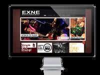 EXNE - WEB DESIGN