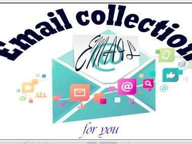 Collect Targeted Email List And Research Market For You