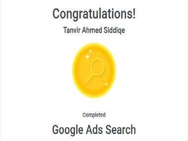 Google Ads Search