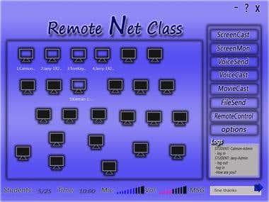 Remote Net Class