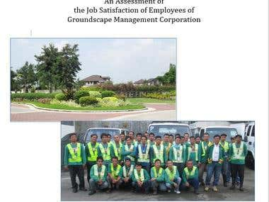 An assessment of job satisfaction