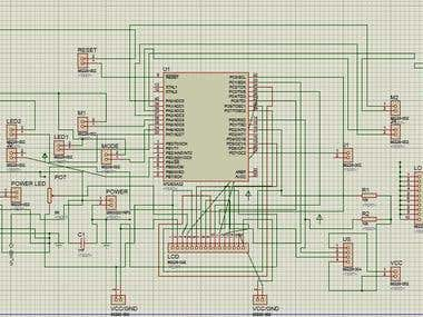 Embedded System Design using Microcontrollers (PIC, Atmel)