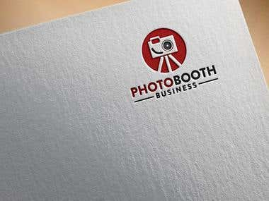 Logo for photo booth