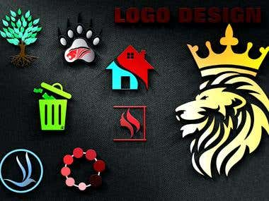 Professional And Creative Logo Design + Business card