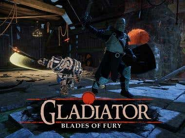 Gladiator Blades of Fury