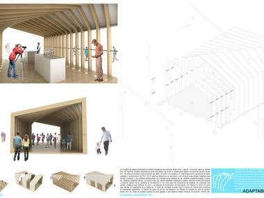 Addaptable Pavilion