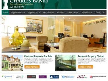 Joomla CMS Web Development for Real Estate Company