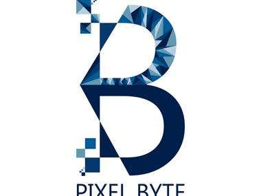PIXEL BYTE logo
