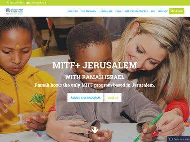 Ramah MITF Website