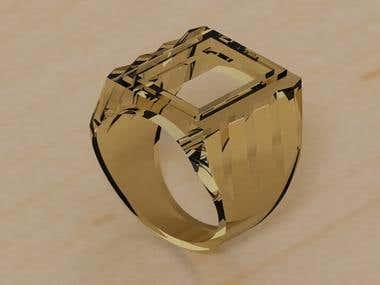Need ring designed