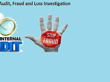 Internal Audit and Anti Fraud Management
