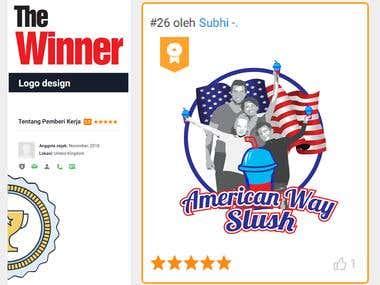 American Way Slush
