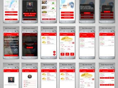 IOS & Android application for sell & Buy