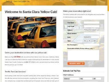 Santa Clara Yellow Cab