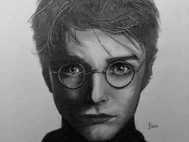 Portrait Drawing 3