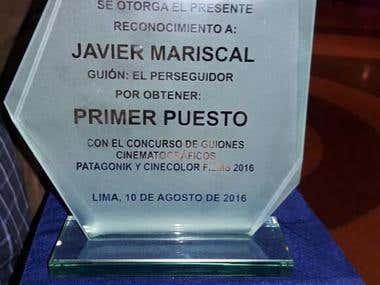 Premio Guion de Cine