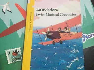 Novela infantil publicada - Editorial Norma