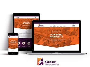 BARBRIK TRANSFORMERS WEBSITE