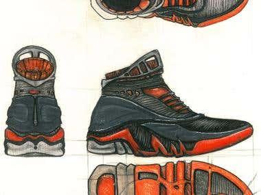 Shoe Sneakers