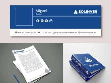 Company/Business corporate design