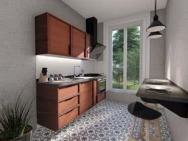 Kitchen Design Proposals