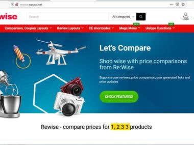 Ecommerce Theme Customization