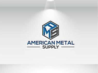 Logo For a Metal Company