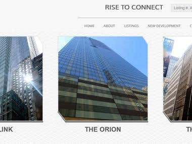Data Entry For High Rise NY