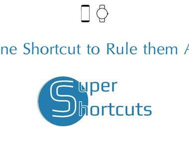 Super Shortcuts [Android/WearOS]