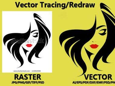 Vector Tracing