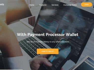 Payment Processor like Paypal