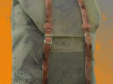 The Dirty backpack