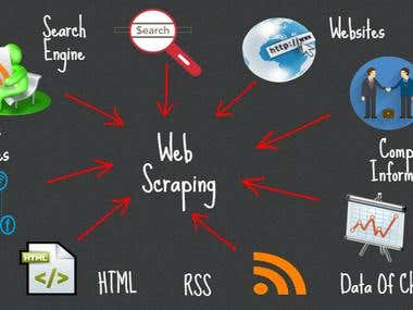 React native web scraper
