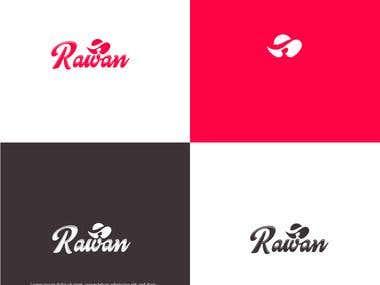Design logo Exhibition Rawan
