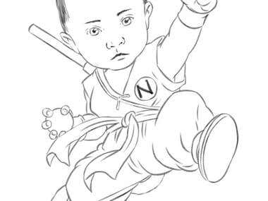 sample sketch