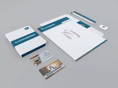 Corporate Brand Stationery
