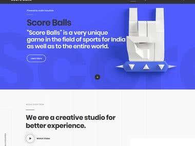 Score Balls (ScoreBalls.in)