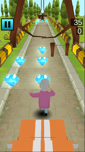 3D Endless Runner
