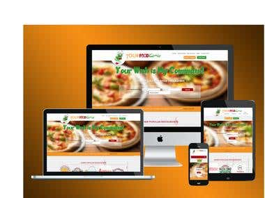 Online Food Ordering Portal