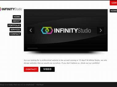 Infinity Website Studio