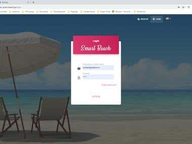 Beach Booking System