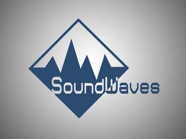 Logo Sound Waves