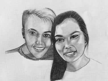 Portrait Drawing 7